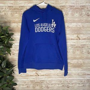 Like New Nike Los Angeles Dodgers Hoodie
